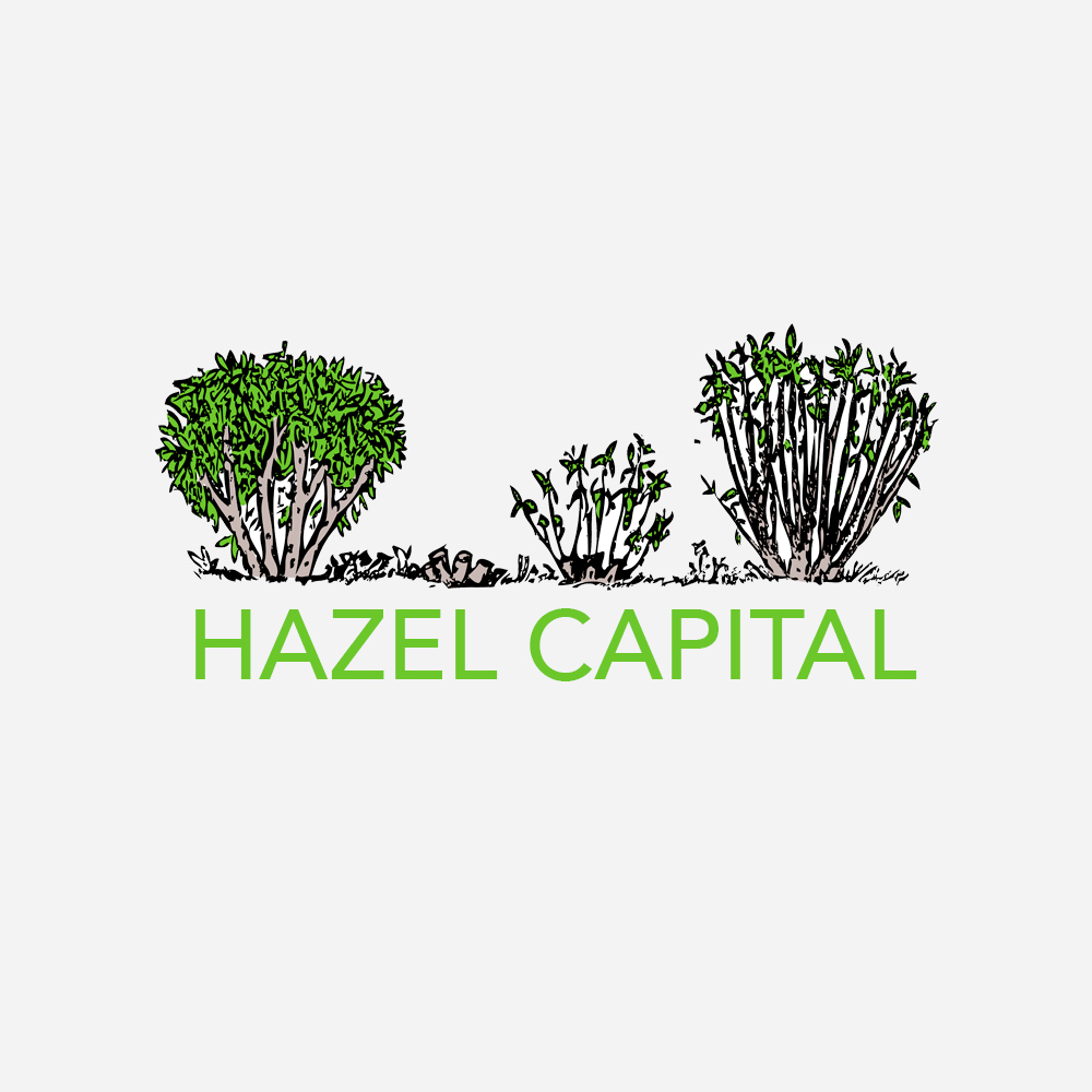 Old hazel capital logo